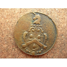 Cumberland Maryport Ewanrigg Colliery Coal token 1750