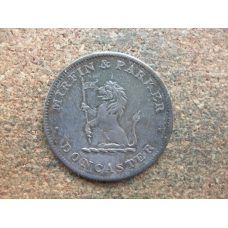 Yorkshire,Doncaster,Shilling,Mirfin and Parker,1812