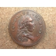 Sussex Horsham Halfpenny 1791