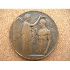Paris Olympics 1924 Official Participants Medal