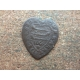 Oxfordshire,Bicester,John Warry,Heart Shaped,Halfpenny 1669