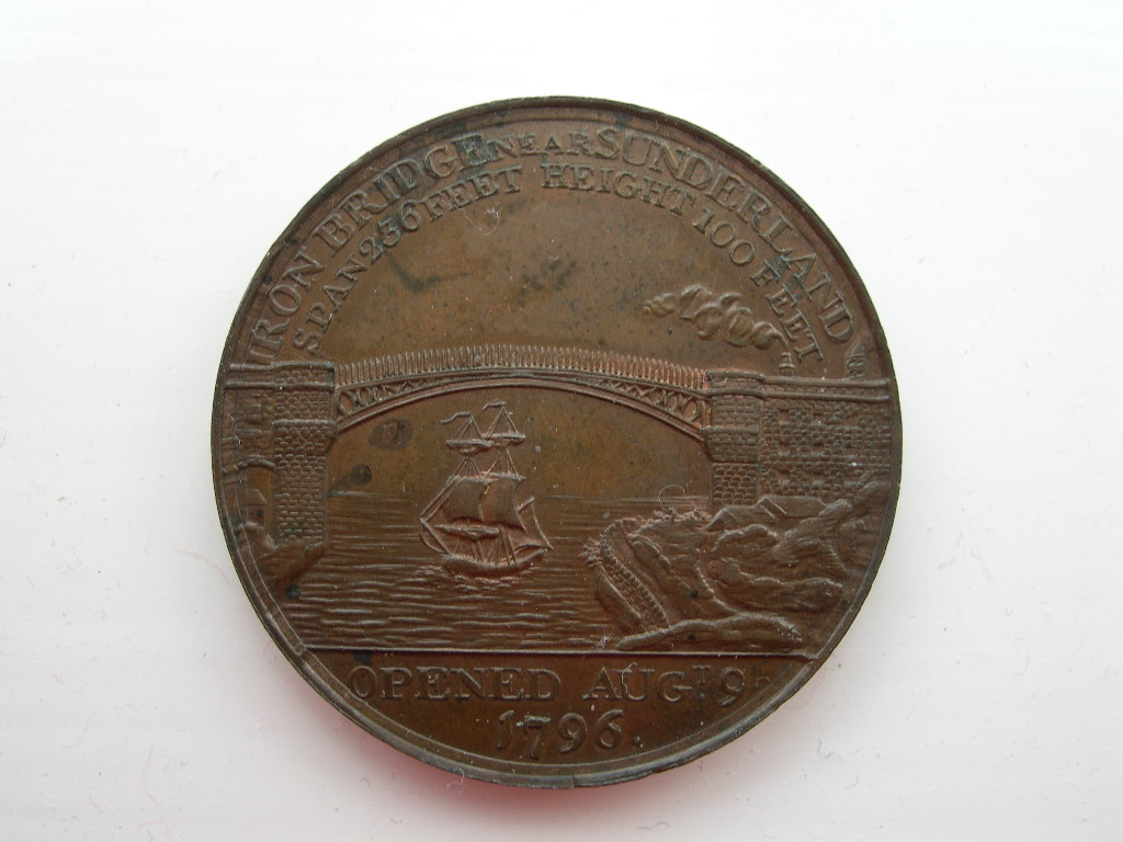 Simon Monks Medallions Tokens Tickets And Passes Hammered And